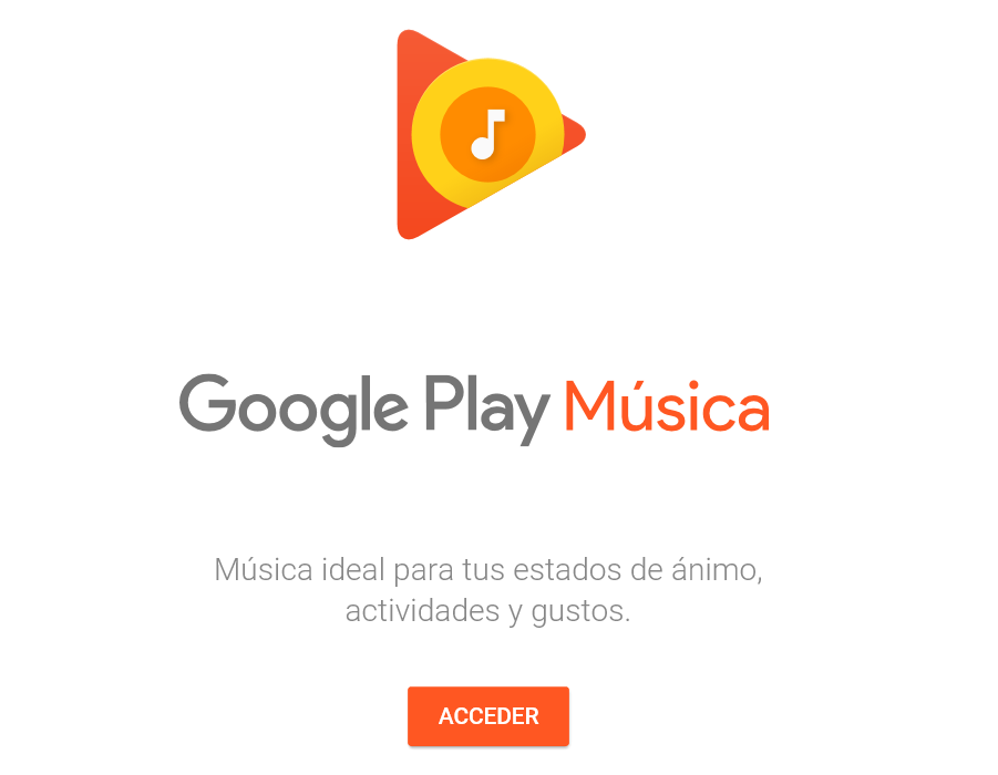 como usar google play music