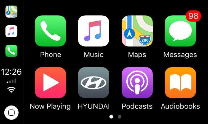 CarPlay Apps