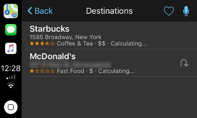 CarPlay Maps App descargar
