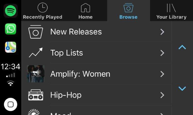 CarPlay Spotify App Descargar