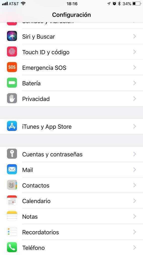 Eliminación automatica de Apps