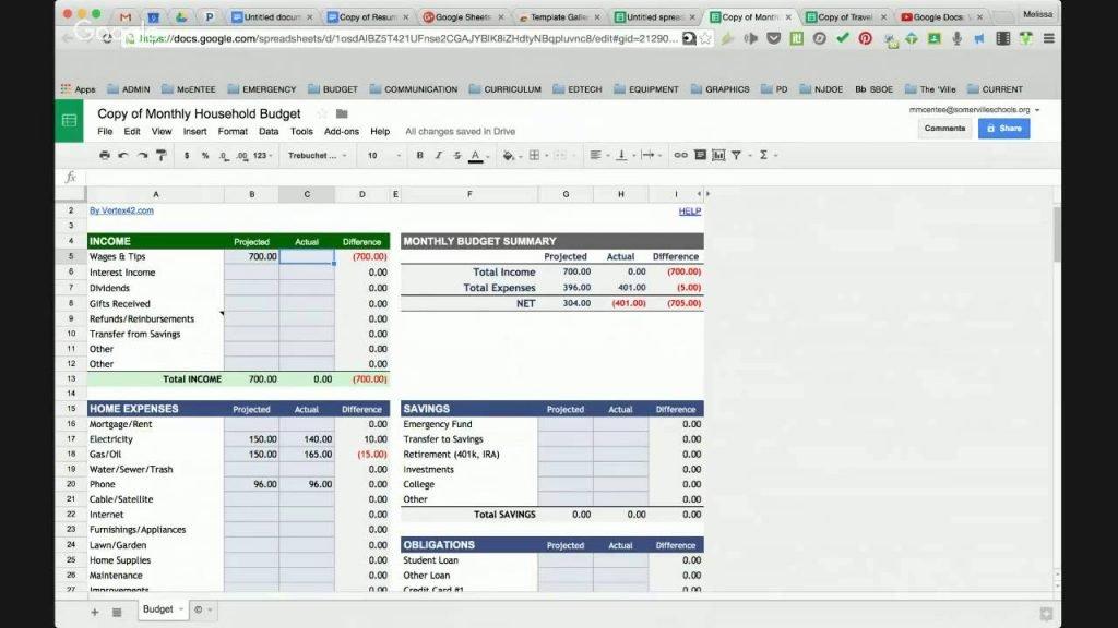 google sheet plantillas excel hojas de calculo google docs