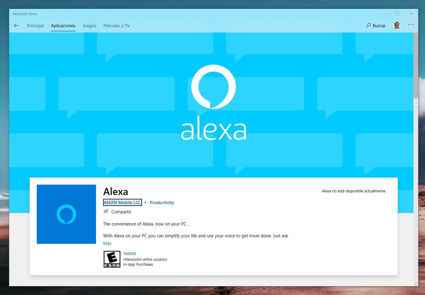 Como usar Alexa en tu PC con Windows 10 • Intergalaxia